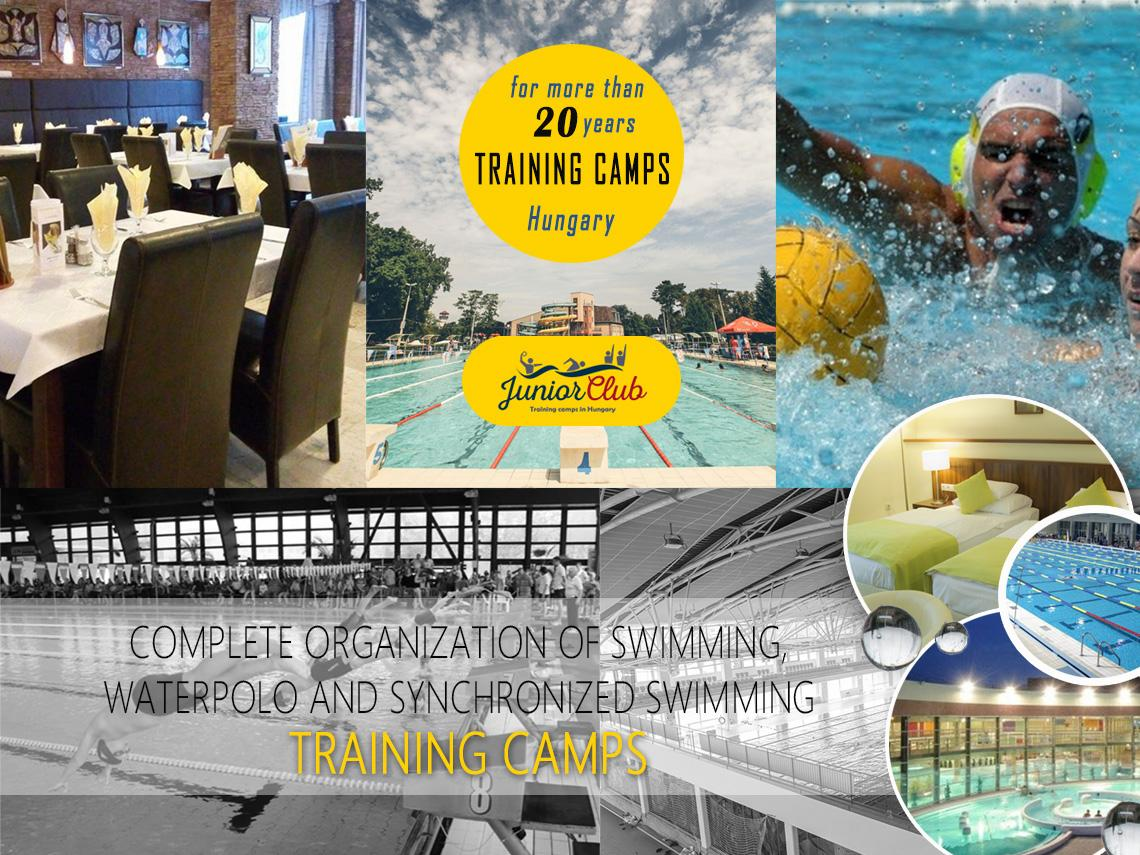 Get ready for your next competition with our concentrated training camps in Hungary